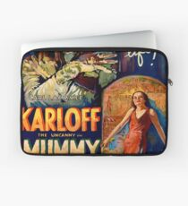 Vintage poster - The Mummy Laptop Sleeve