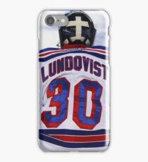 Henrik Lundqvist iPhone Case/Skin