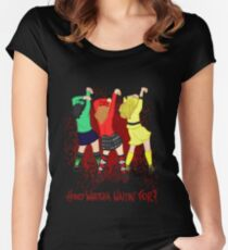 Candy Store Women's Fitted Scoop T-Shirt