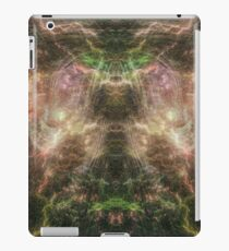 Abstract Psychedelic Fractal Art iPad Case/Skin