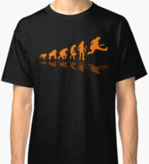 Guitar Evolution Jump Classic T-Shirt
