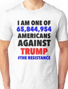 Americans Against Trump Unisex T-Shirt