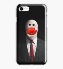 Slender Potato Head iPhone Case/Skin