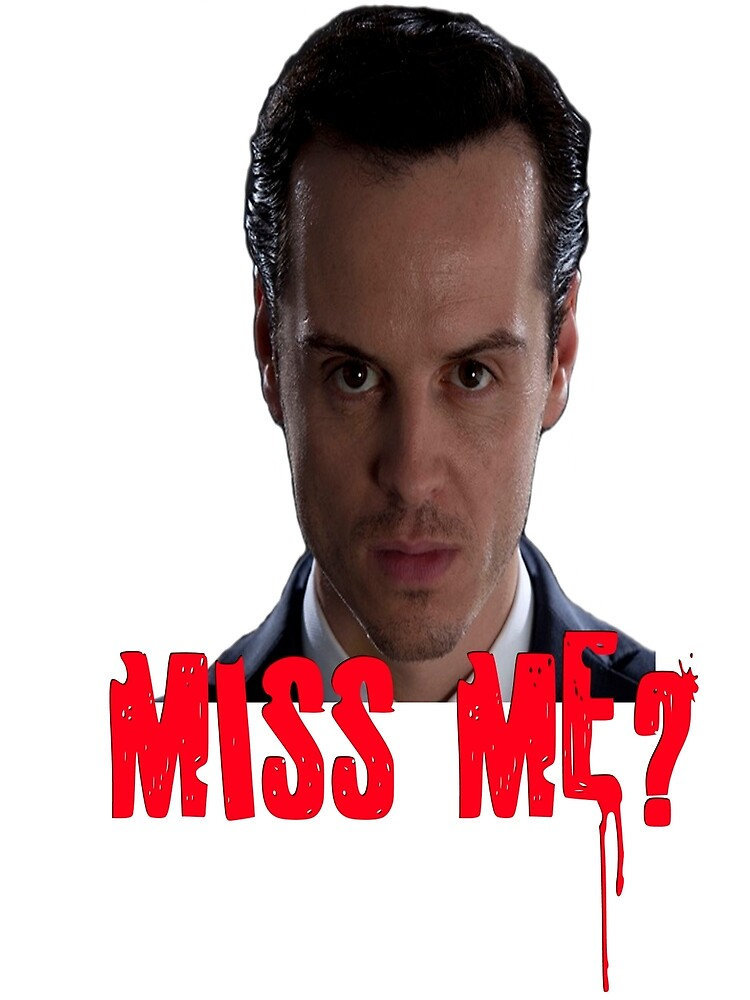 Sherlock ~ Moriarty: Miss Me? by daryldesigns