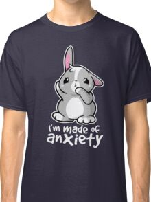 Bunny anxiety Classic T-Shirt