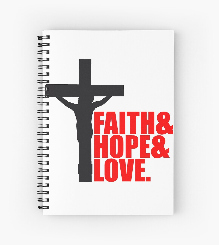 Faith Hope Love Symbol Free Faith Hope Love The Quote On The