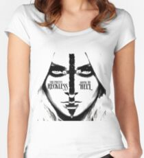 the pretty reckless Women's Fitted Scoop T-Shirt