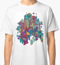 the color city Classic T-Shirt