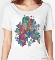the color city Women's Relaxed Fit T-Shirt