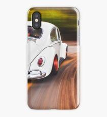 Slammed 1965 Volkswagen Beetle iPhone Case/Skin