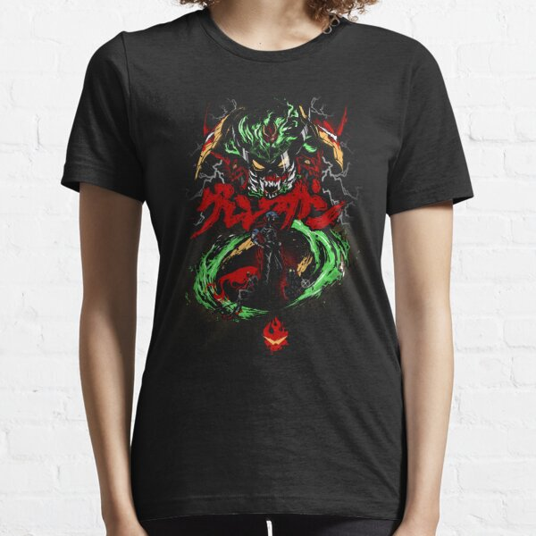 Gurren Graffiti Essential T-Shirt