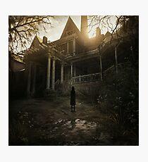Resident Evil 7 Photographic Print