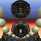 Nineteen Parabolic Pearls by barrowda