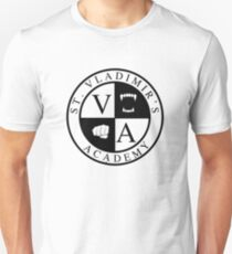 St. Vladimir's (Vampire) Academy (light-based) T-Shirt
