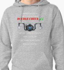 I'm  underwater  photographer - double check √√ T-Shirt