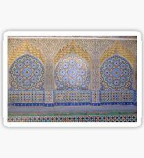 Moroccan Mosaics Sticker