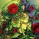 My Bouquet to the World by barrowda