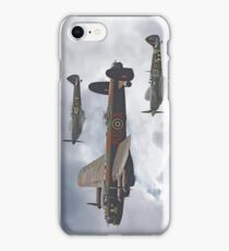 The Battle Of Britain Memorial Flight - Shoreham 2014 iPhone Case/Skin