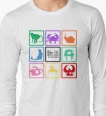 Monogatari-02 Long Sleeve T-Shirt