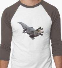 """Cool Gator"" Men's Baseball ¾ T-Shirt"