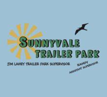 Sunnyvale Trailer Park | Unisex T-Shirt