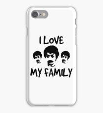 I Love My Family - Jet Paskinsky // Liza Koshy iPhone Case/Skin