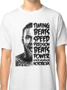Conor mcgregor tattoo t shirts redbubble for Mcgregor tattoo shirt