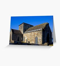 Priory Church Greeting Card