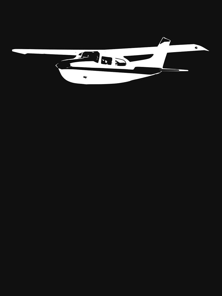Cessna 210 Centurion by cranha