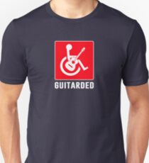 Accessibility Guitarded Unisex T-Shirt