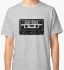 Gone Home cassete logo Classic T-Shirt