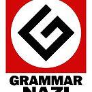 Grammar Nazi by Kowulz