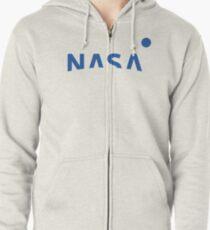 NASA New Logo 2018 (blau) Kapuzenjacke