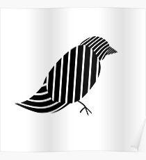 Bird - Vector Poster