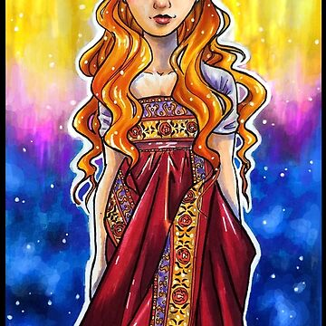 Royal Princess by Katemcalli