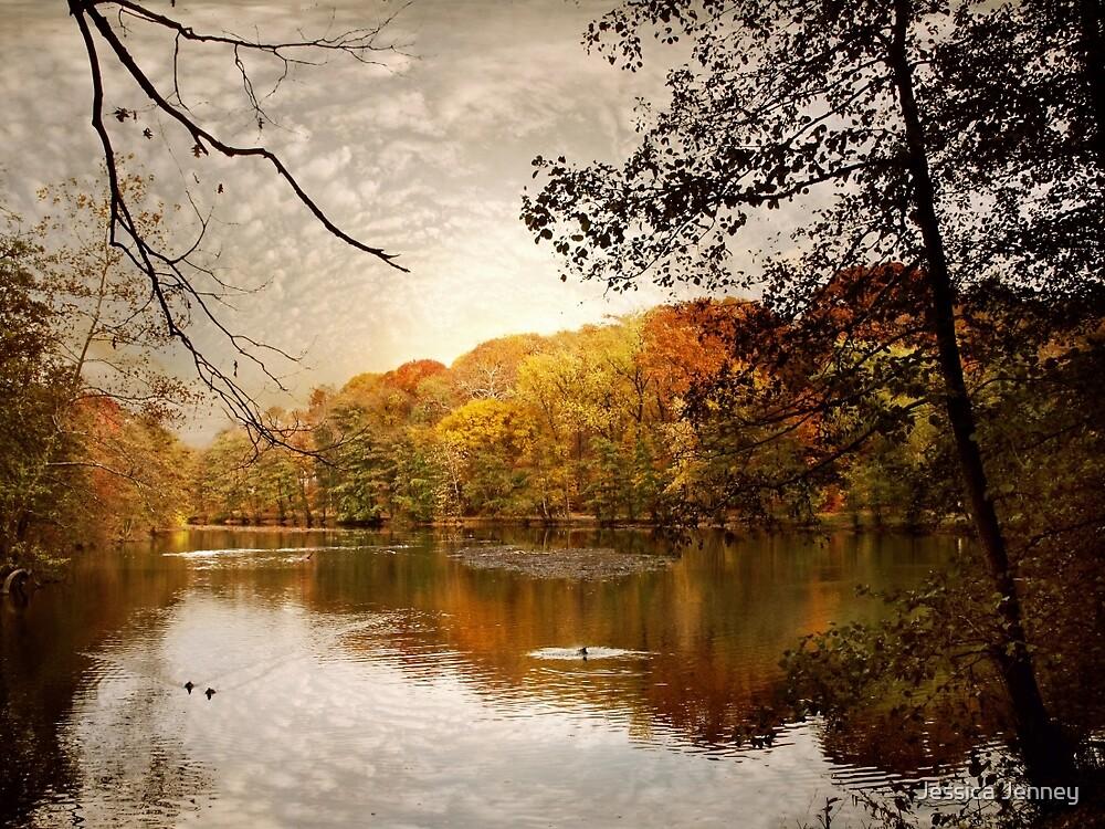 Autumn Adieu by Jessica Jenney