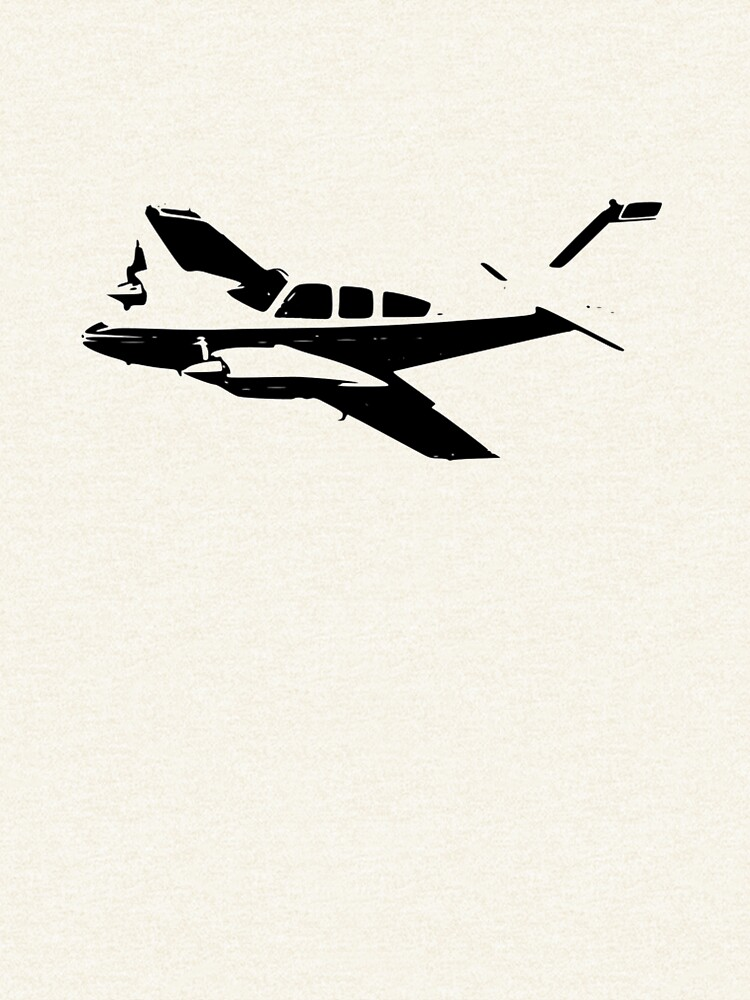 Beechcraft Baron 55 by cranha