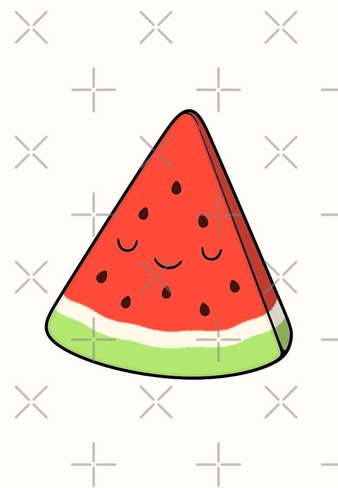 Watermelon by kimvervuurt
