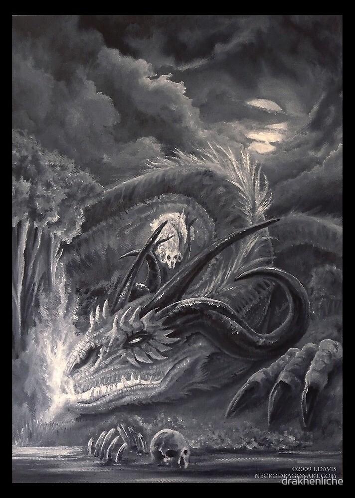 The Colchian Dragon by drakhenliche