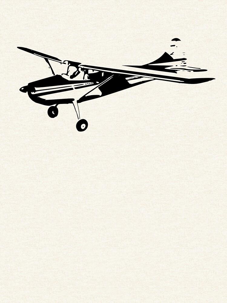 Cessna 170 by cranha