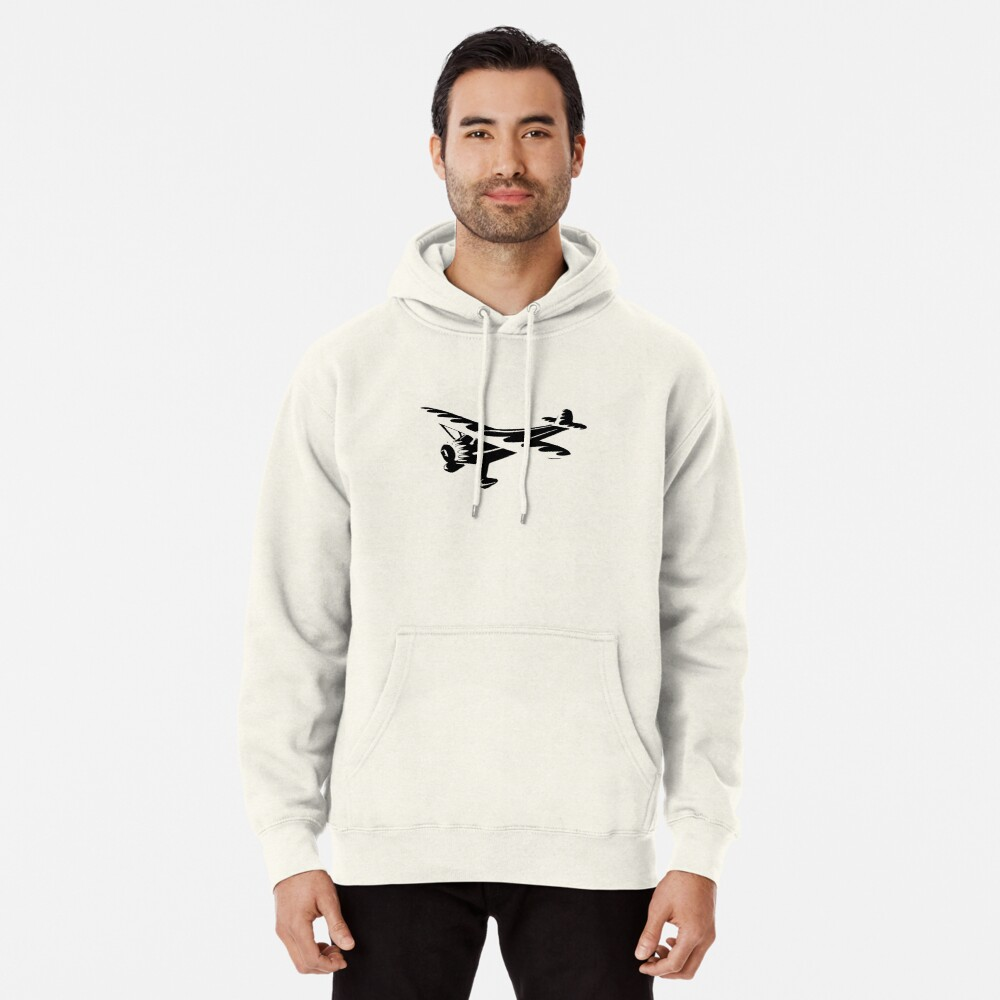 Monocoupe Pullover Hoodie
