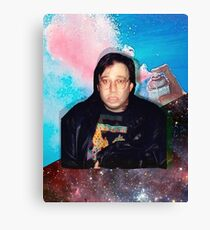 Bill Hicks Canvas Print
