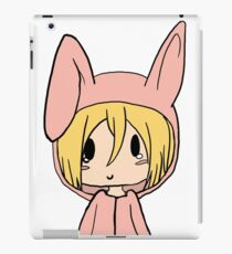 christa snk iPad Case/Skin