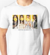 YELLOW FIFTH HARMONY T-Shirt
