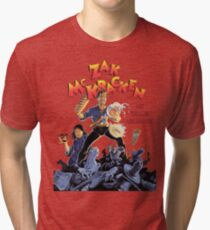 Zak McKracken and the Alien Mindbenders Tri-blend T-Shirt