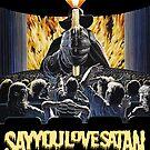 Say You Love Satan 80s Horror Podcast - House of Wax by sayyoulovesatan
