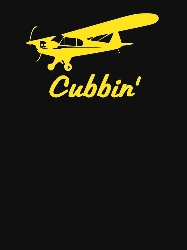 Cubbin Piper J-3 Cub by cranha
