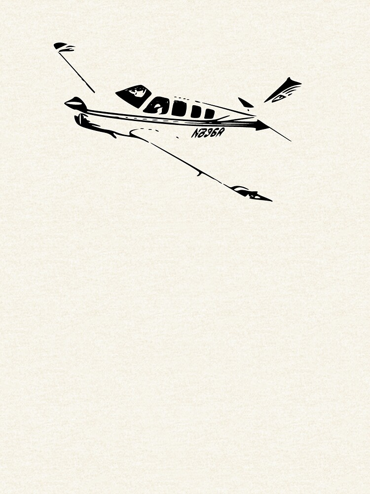 Beechcraft Bonanza A36 by cranha