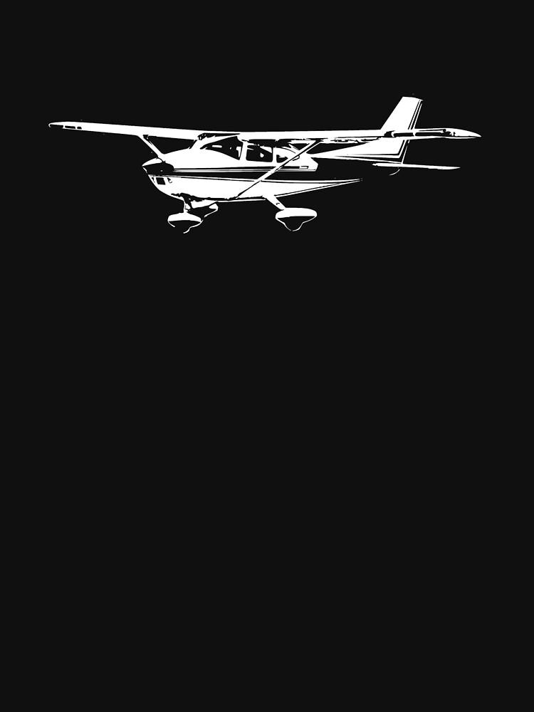 Cessna 182 Skylane by cranha