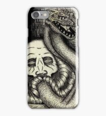 The Chamber of Secrets iPhone Case/Skin